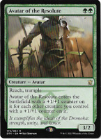 Avatar of the Resolute X1 | MTG Dragons of Tarkir | Rare Magic Card