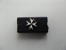 * (a15-348) derecha ponte caballero medalla ordensspange/banda hebilla forma corta