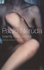 New Twenty Love Poems: And A Song Of Despair [Paperback] [Jul 01, 2004] Neruda,