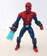 "Spiderman Figure Spinning Web Sound Effects 2012 Collectable ""10 FREE Shipping"