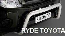 HILUX NUDGE BAR AUGUST 2008 TO JULY 2011 **TOYOTA GENUINE PARTS**