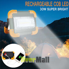 90000LM LED Working Work Light Waterproof Rechargeable Emergency Lamp Power Bank