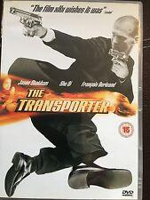 The Transporter DVD with Jason Statham