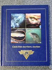 Set of Six North American Fishing Club Books