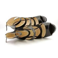 Sandalias y chanclas de mujer Nine West color principal negro talla 41.5