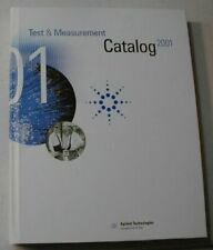 Catalog Hewlett Packard Test Amp Measurement Equipment 2001