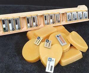 Akkordeon Ersatzteile * Reparatur * Wachs Stimmplattenwachs * Reed Wax * 25g