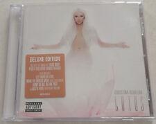 CHRISTINA AGUILERA LOTUS DELUXE EDITION CD ALBUM OTTIMO SPED GRATIS SU +ACQUISTI