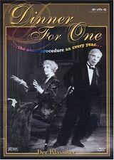 Dinner for One ( Weihnachtsfilm Komödie Klassiker ) mit May Warden DVD NEU OVP