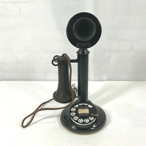 Vintage Western Electric Candlestick Telephone USA Jan. 14,1913