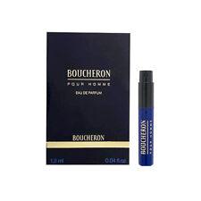 BOUCHERON POUR HOMME 1.2ml EDP Spray By BOUCHERON - VIAL SAMPLE Men