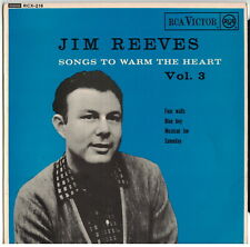 """Jim Reeves - Songs To Warm The Heart Vol. 3 - RCA RCX-216 UK 7"""" 45rpm EX++"""