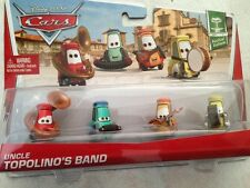 CARS DISNEY ONCLE TOPOLINO BAND UNCLE TOPOLINO'S BAND
