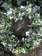 Handmade Fresh Wreath - Fresh Foliage 🌿Eco Friendly 🌿Woodland Burials 🌿