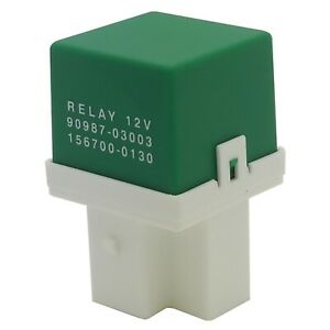 A/C Compressor Control Relay-Engine Cooling Fan Motor Relay Standard RY297T