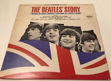 The Beatles ‎- The Beatles Story ORIG. US 2 LP SET Apple Records STBO-2222 GREAT