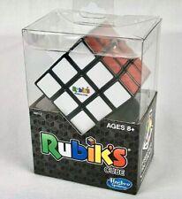 ORIGINAL Rubiks Cube 3x3 w/Stand Rubix Puzzle Hasbro NEW GENUINE OFFICIAL