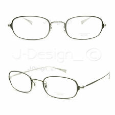 Oliver Peoples Chancellor P Vintage Eyeglasses Rx - Made Japan - New Authentic