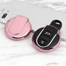 TPU Remote Smart Key Cover Fob Case Shell for 3rd Gen MINI Cooper F55 F56 #NE8