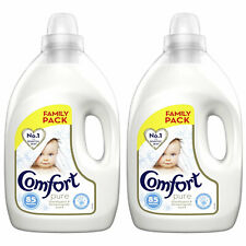 Comfort Pure Fabric Conditioner, 2 Packs of 85 washes