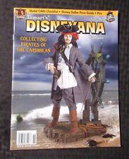 2007 Tomart's DISNEYANA Update Magazine NM #67 Pirates Of The Caribbean