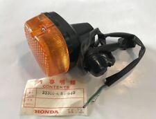 Freccia anteriore Dx - Winker R. Front - Honda XL125R NOS: 33300-KB9-940