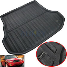 For Subaru Forester 2003-2008 Boot Cargo Liner Tray Rear Trunk Mat Floor Carpet