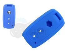 Suzuki Schlüssel Silikon Hülle Swift III SX4 Vitara Grand  II XL-7  Blau