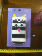Claire's Claires Accessories White Monster Samsung Galaxy S3 Phone Cover £8 RRP