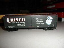 Crisco      40'  wood reefer