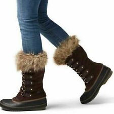 Sorel Joan of arctic Cattail boots new in box size 8