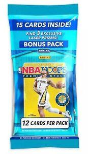 2019/20 Panini Hoops Premium Stock NBA Basketball card Multi Pack BRAND NEW