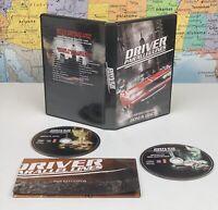 SHIPS SAME DAY Driver Parallel Lines Limited Edition Bonus Discs Soundtrack Rare