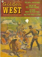 1966 Golden West Magazine: Law vs Dutch Henry/Case 0f the Bull-Headed Colonel
