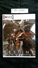 ARTBOOK INSIDE DESTINY LE ROI DES CORROMPUS VERSION FRANCAISE NEUF