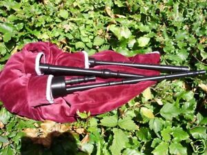 Bagpipes: Smallpipes - Dunfion Smallpipe in Key of A
