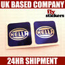 Hella Spot Light Sticker CHROME Pair, Volkswagen, T4 T3