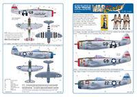 kits-world 1/32 p-47d Bomba Pintura MORRO #32031
