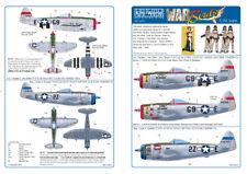 Kits-mundo 1/32 P-47D Thunderbolt Nose Art # 32031