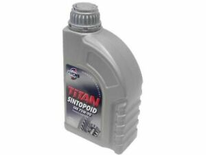 For 2008 BMW 528xi Differential Oil 32692YT