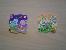 2 Walkers Qubix Cards - Looney Toons