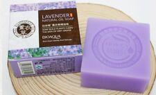 Handmade Soap Bar Body Face Lavender Shrink Pores Cleaning Moisturize Skin Care