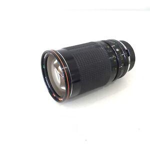 Hanimex Automatic Zoom Macro 35-200mm Lens, 1:3.8-5.3 - Made in Japan #305