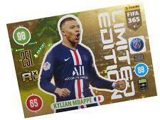 PANINI FIFA 365 2021 LIMITED KYLIAN MBAPPE - PSG PARIS SAINT-GERMAIN