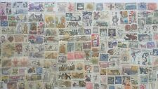 1000 Different Czechoslovakia Stamp Collection