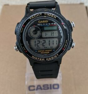 Casio TRW-31 Yacht timer Japan U