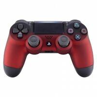 """Shadow Red"" Sony Playstation Dualshock PS4 Wireless Custom Controller UN-MODDED"