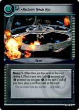Star Trek 2E: Reclaim Terok Nor [Ungraded] What you Leave Behind STCCG Decipher