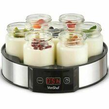 Digital Yoghurt Maker with 7 Glass Jars (2000019)