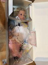 "Susan Wakeen Heidi Doll 19"" Blonde Blue Eyes COA Limited Edition New"